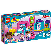 Buy LEGO Duplo 10828 Disney Junior Pet Vet Care Online at johnlewis.com