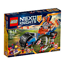 Buy LEGO Nexo Knights 70319 Macy's Thunder Mace Online at johnlewis.com