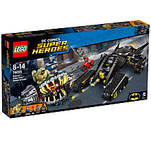 Buy LEGO DC Comics Super Heroes Sewer Smash Online at johnlewis.com