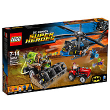 Buy LEGO Super Heroes Batman Scarecrow Harvest of Fear Online at johnlewis.com