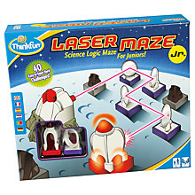 Buy ThinkFun Laser Maze Jr. Game Online at johnlewis.com