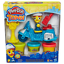 Buy Play-Doh Police Motorbike Online at johnlewis.com