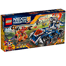 Buy LEGO Nexo Knights 70322 Axl's Tower Carrier Online at johnlewis.com