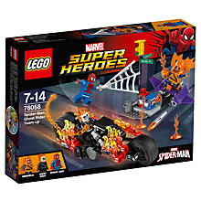 Buy LEGO Super Heroes Spider-Man Ghost Rider Online at johnlewis.com