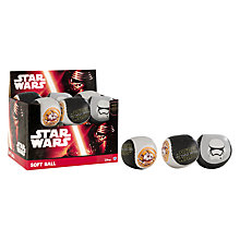 Buy Star Wars Soft Ball Online at johnlewis.com