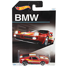 Buy Hot Wheels BMW Anniversary, Assorted Online at johnlewis.com