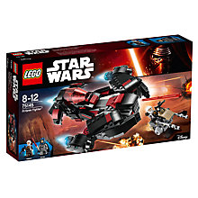 Buy LEGO Star Wars 75145 Eclipse Fighter Online at johnlewis.com