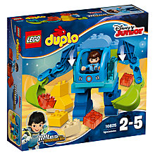 Buy LEGO Duplo 10825 Miles Exo Flex Suit Online at johnlewis.com