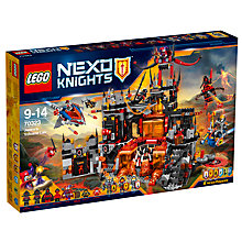 Buy LEGO Nexo Knights Jestro's Volcano Lair Online at johnlewis.com