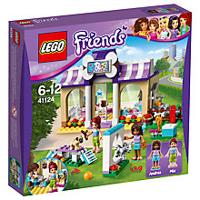 Buy LEGO Friends Puppy Daycare Online at johnlewis.com