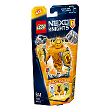 Buy LEGO Nexo Knights Ultimate Axl Online at johnlewis.com