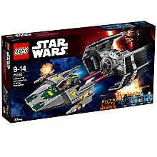 Buy LEGO Star Wars 75150 Starfighter Online at johnlewis.com
