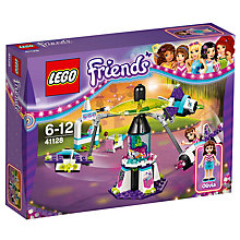Buy LEGO Friends 41128 Amusement Park Space Ride Online at johnlewis.com
