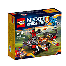 Buy LEGO Nexo Knights The Glob Lobber Online at johnlewis.com