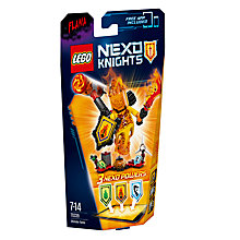 Buy LEGO Nexo Knights Ultimate Flama Online at johnlewis.com