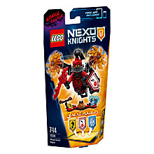 Buy LEGO Nexo Knights Ultimate Magmar Online at johnlewis.com