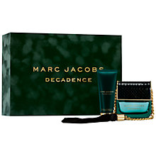 Buy Marc Jacobs Decadence 50ml Eau de Parfum Mother's Day Gift Set Online at johnlewis.com