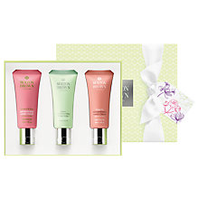 Buy Molton Brown Indulgent Moments Hand Cream Gift Trio, 3 x 40ml Online at johnlewis.com