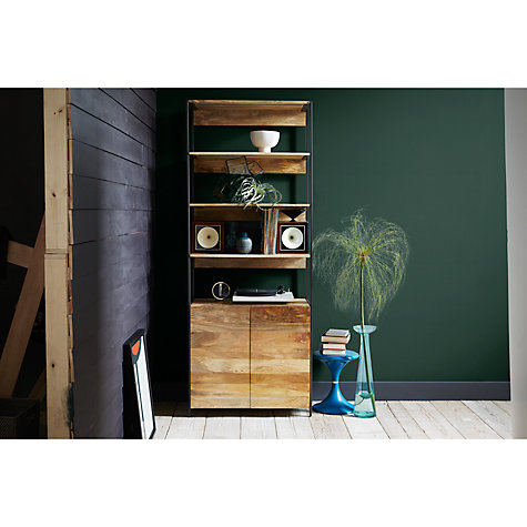 Buy West Elm Industrial Modular 84cm Open And Closed