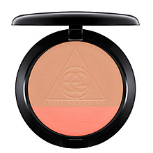 Buy MAC Ellie Goulding Powder Blush Duo, I'll Hold My Breath Online at johnlewis.com