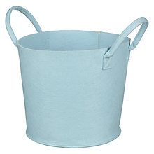Buy House by John Lewis Felt Storage Bucket, Lido Online at johnlewis.com