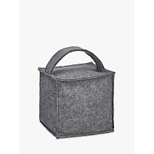 Buy House by John Lewis Felt Doorstop Online at johnlewis.com