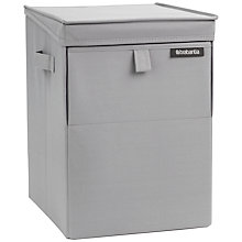 Buy Brabantia Stackable Laundry Box Online at johnlewis.com