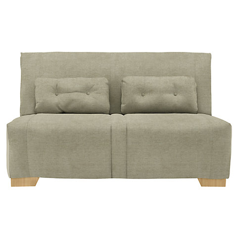 Buy john lewis strauss large sofa bed elena mocha john for Sofa bed john lewis