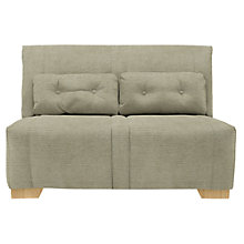 Buy John Lewis Strauss Small Sofa Bed, Elena Mocha Online at johnlewis.com