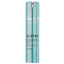 Buy Elemis Pro-Collagen Neck & Décolleté Balm, 50ml Online at johnlewis.com
