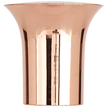 Buy Tom Dixon Plum Wine Cooler Online at johnlewis.com