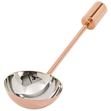 Buy Tom Dixon Brew Coffee Scoop Online at johnlewis.com
