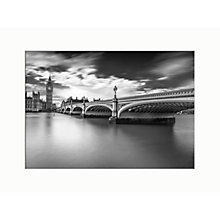 Buy Assaf Frank - Westminster Bridge Unframed Print, 40 x 30cm Online at johnlewis.com