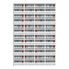 Buy Oscar Frances - Beautiful Estate Southwark Unframed Print, 40 x 30cm Online at johnlewis.com