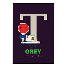 Buy Spencer Wilson - Earl Grey Unframed Print, 40 x 30cm Online at johnlewis.com