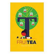 Buy Spencer Wilson - Fruitea Unframed Print, 40 x 30cm Online at johnlewis.com
