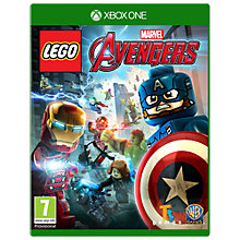 Buy LEGO Marvel Avengers, Xbox One Online at johnlewis.com