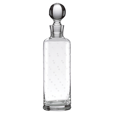 kate spade new york Larabee Dot Etched Decanter