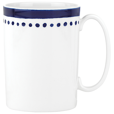 kate spade new york Charlotte Street East Mug, White / Blue