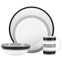 Buy kate spade new york Concord Square Place Setting, 4 Pieces Online at johnlewis.com