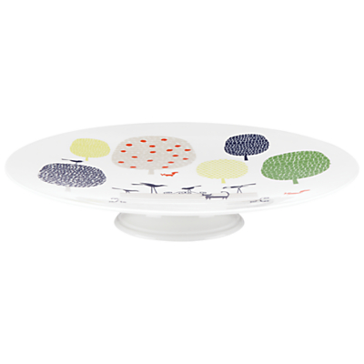 kate spade new york About Town Cake Plate