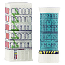 Buy kate spade new york About Town Building Salt & Pepper Shakers Online at johnlewis.com