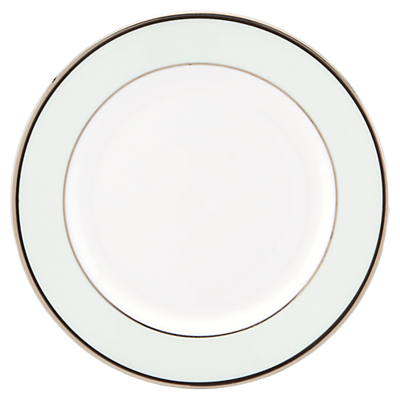 kate spade new york Parker Place Platinum Rim Bone China Butter Plate