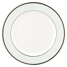 Buy kate spade new york Parker Place Platinum Rim Bone China Butter Plate Online at johnlewis.com