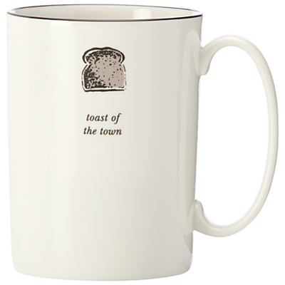 kate spade new york 'Toast Of The Town' Mug