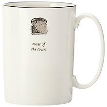 Buy kate spade new york 'Toast Of The Town' Mug Online at johnlewis.com