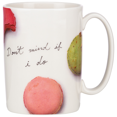 kate spade new york 'Don't Mind If I Do' Mug