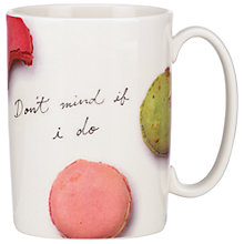 Buy kate spade new york 'Don't Mind If I Do' Mug Online at johnlewis.com