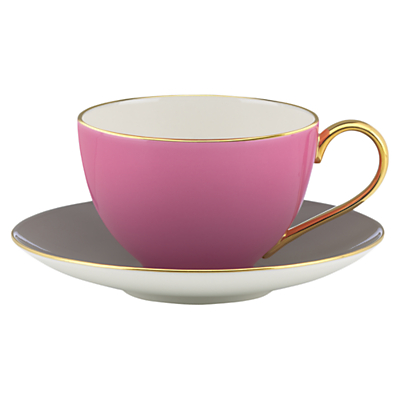 kate spade new york Greenwich Grove Tea Cup and Saucer