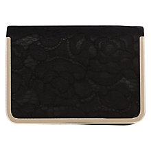 Buy Coast Faye Lace Clutch Bag Online at johnlewis.com